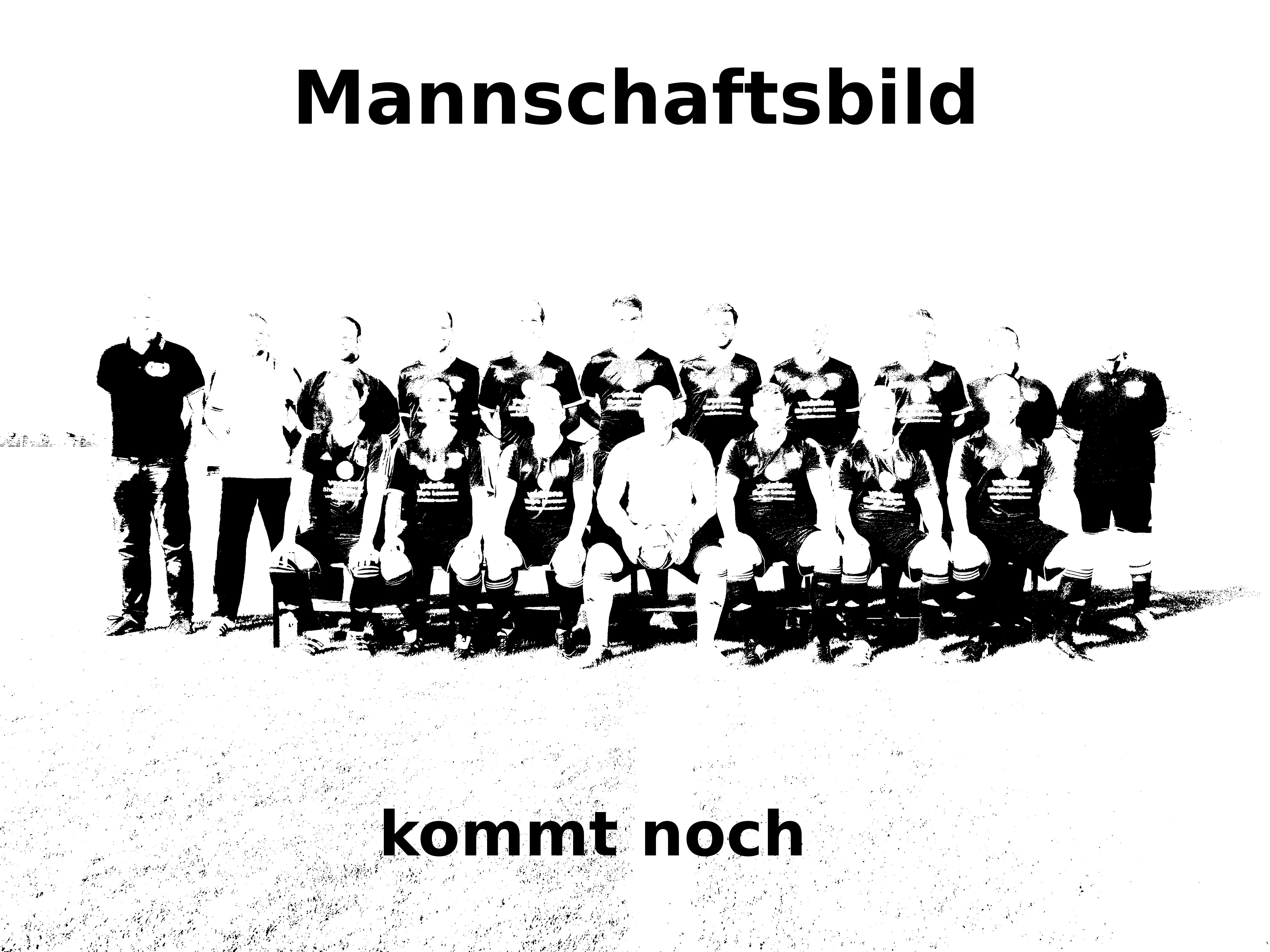 Mannschaftsbild G-Jugend - FSV-Bentwisch